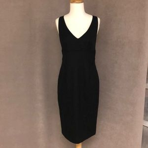 Black dress from Magaschoni